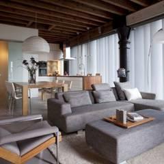 scandinavian Living room by Thijssen Verheijden Architecture & Management