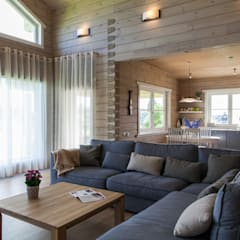Log cabin by THULE Blockhaus GmbH