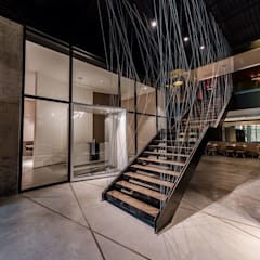 Grand Office  – Akrotes Mimarlık :  tarz Merdivenler