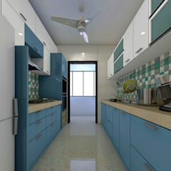 Kitchen by The Design Studio,