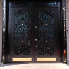 Front doors by Ayteksa L.t.d