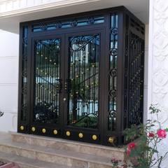 أبواب رئيسية تنفيذ Ayteksa L.t.d
