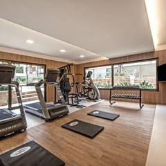 Gym by BG arquitetura | Projetos Comerciais,
