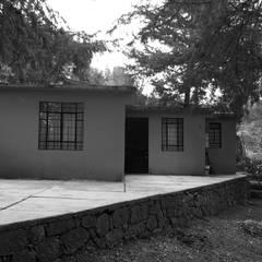 CASA DE CAMPO: Casas de estilo  por ANVERSO