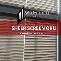 ม่านบังตา โดย Arka Persianas,