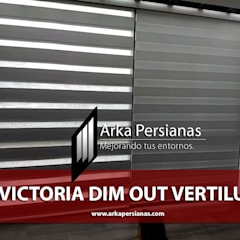 Shutters by Arka Persianas