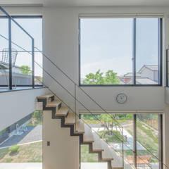 Cầu thang by 塚野建築設計事務所