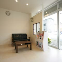 店舗内部: 塚野建築設計事務所が手掛けた商業空間です。