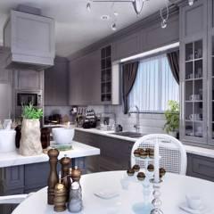 ANTE MİMARLIK  – Tülay K. Villa - Balıkesir:  tarz Ankastre mutfaklar