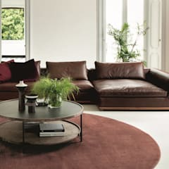 Koster Coffee Table:  Living room by IQ Furniture