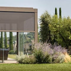 Jardines de invierno de estilo  por IORI ARREDAMENTI, Moderno