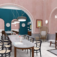 Pistachio Rose - Bakery & Cafe:  Gastronomy by Lunar Lunar