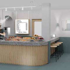 Craft Coffee - Counter:  Gastronomy by Lunar Lunar