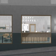 Craft Coffee - Entrance:  Gastronomy by Lunar Lunar