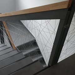 Stairs by boehning_zalenga  koopX architekten in Berlin