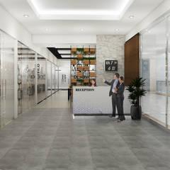Share Office Brico: Gedung perkantoran oleh Desain Konstruksi Arsitektur, Modern