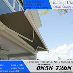 :  Offices & stores by Bintang Utama Canopy,Minimalist