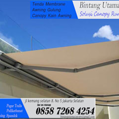 :  Office buildings by Bintang Utama Canopy,Minimalist