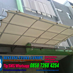 :  Offices & stores by Bintang Utama Canopy