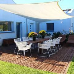 PROGETTO BOTTICELLI: Giardino in stile  di SAPIENZA & PARTNERS