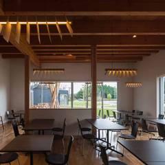 施設内レストラン 調光システム導入: ㈱ティカ.ティカが手掛けた商業空間です。