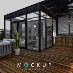 Roof by 	 Mockup studio