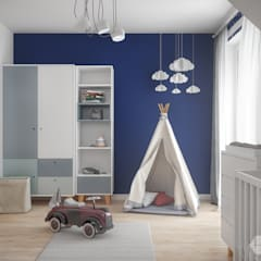 Nursery/kid's room by hexaform