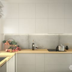 ห้องครัว by hexaform