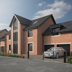 House Type B - Hunt Lane, Chadderton:  Detached home by CRISP3D
