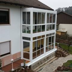 Wintergarten:  Wintergarten von Montage & Design Gunter Uhlig
