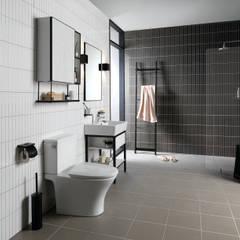 이누스바스 모던그리드 inusbath Modern Grid : inus의  욕실
