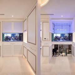 室內設計 超級實用篇 Super!:  走廊 & 玄關 by 趙玲室內設計