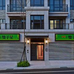 設計的力量 營造美好的生活體驗 - 建築外觀篇:  獨棟房 by 趙玲室內設計