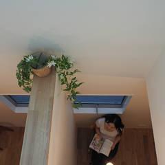 東新小岩の家2: アトリエ スピノザが手掛けた子供部屋です。