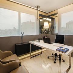 مكتب عمل أو دراسة تنفيذ BG arquitetura | Projetos Comerciais , حداثي