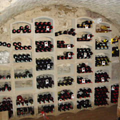 Wine cellar by ShoWine