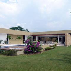 NOAH Proyectos SASが手掛けたリゾートハウス