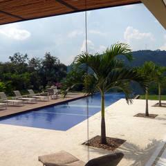 Bể bơi vô cực by NOAH Proyectos SAS