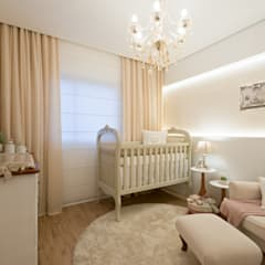 Dormitorios de bebé de estilo  por LEZSY | Interior Design