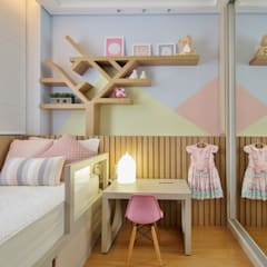 Meisjeskamer door LEZSY | Interior Design