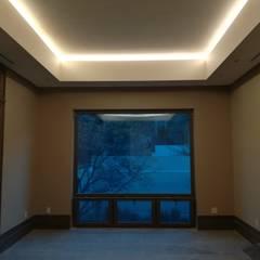 ห้องนอน by RMC Arquitectura