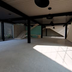 AMBIGUO: Estudios y oficinas de estilo  por GóMEZ arquitectos