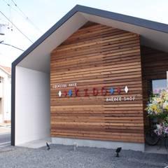 理容室: 帆の風設計が手掛けた家です。