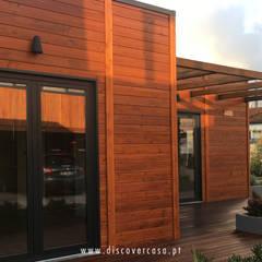 Wooden houses by Discovercasa   Casas de Madeira & Modulares