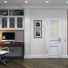 Северное сияние: Рабочие кабинеты в . Автор – Zibellino.Design