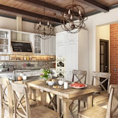 Kitchen by Zibellino.Design