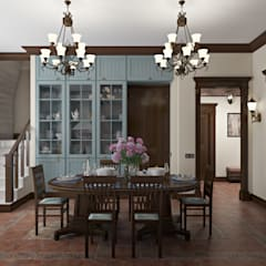 Eetkamer door Zibellino.Design
