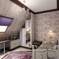 Tienerkamer door Zibellino.Design