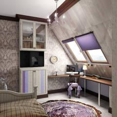 Phòng ngủ của trẻ em by Zibellino.Design