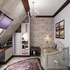 Teen bedroom by Zibellino.Design
